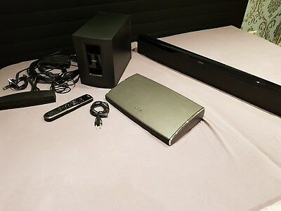 Bose Lifestyle 135, komplettes Home Entertainment System