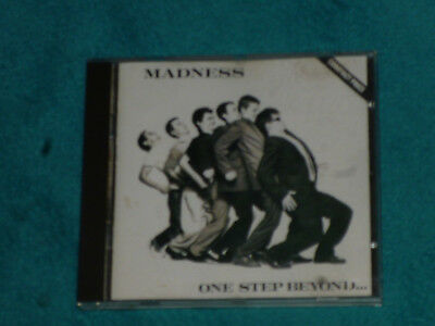 madness,one step beyond,cd album