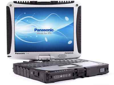 CHEAP Laptop  Panasonic RUGGED Car Diagnostic Dual Core 2GB Toughbook CF-19 MK1