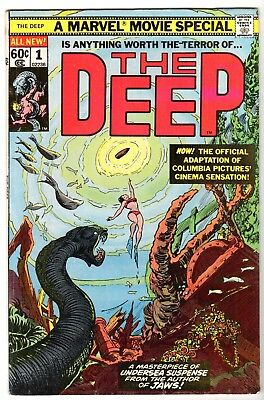 The Deep - Movie Special #1, Very Fine Condition