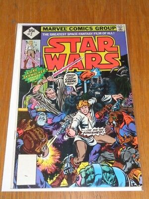 Star Wars #2 Marvel Vol 1 August 1977 Reprint Vg (4.0)*