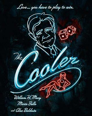 The Cooler - (Dual Format Limited Edition) 101 Black Label (Blu Ray)