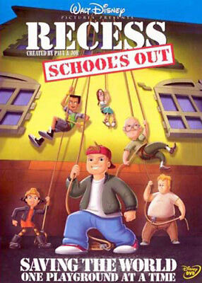 Recess: School's Out DVD NEW