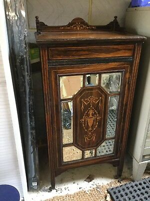 Quality Victorian/Edwardian Music Cabinet reduced to sell