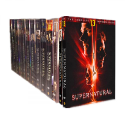 Supernatural: The Complete Series Season 1-13, DVD, 72 DISCS, FREE SHIPPING, NEW