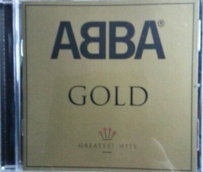 ABBA Gold Greatest Hits CD Album Remastered 2004 Polar Music 9819297