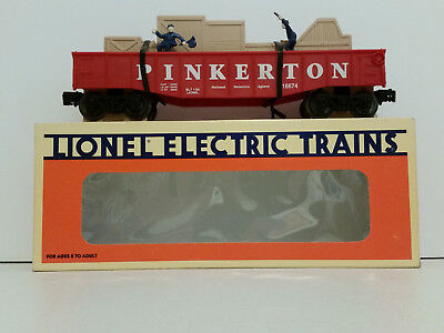 MTH  VERY RARE!!!SANTA FE HOPPER with CUSTOM COAL LOAD  PURPLE BOX