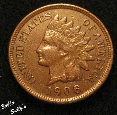 1906 Indian Head Cent <> EXTREMELY FINE