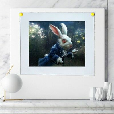 alice in wonderland Painting Home Decor HD Canvas Print Wall Art Picture 103036