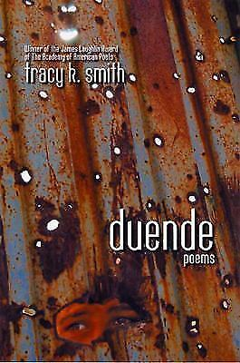 Duende: Poems, Poems, Poetry, Literature, Printed Books,, Smith, Tracy K., Good,