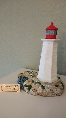 Harbour Lights Peggy's Cove, Historic Lighthouse Figurine 169
