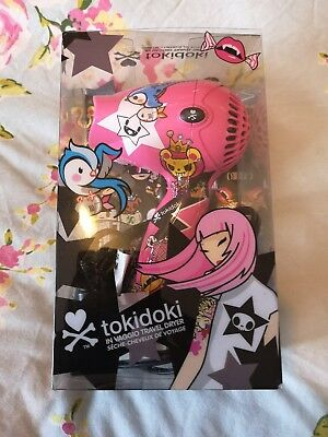 Tokidoki Hair Dryer - Brand new and boxed EXTREMELY RARE