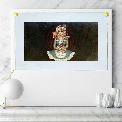 alice in wonderland Painting Home Decor HD Canvas Print Wall Art Picture 103042