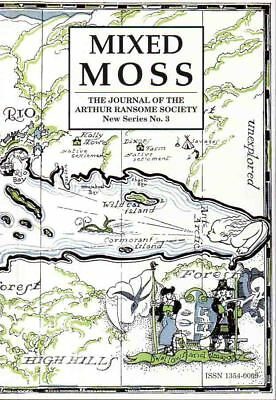 Arthur Ransome - Mixed Moss - Ransome Society Journal - New Series No. 3 2003