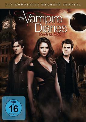 The Vampire Diaries - Staffel 6, DVD, NEU