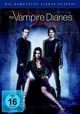 The Vampire Diaries - Staffel 4, DVD, NEU