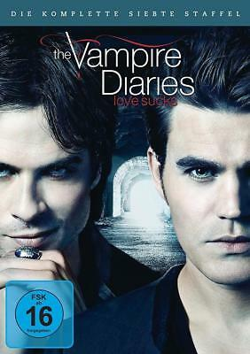 The Vampire Diaries - Staffel 7, DVD, NEU