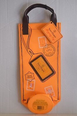 """NEW Veuve Clicquot Champagne Brut Insulated """"Shopping Bag"""" (LAST ONE)"""