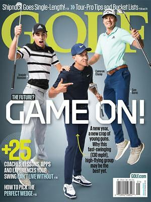 Golf Magazine 1 YEAR SUBSCRIPTION 12 ISSUES