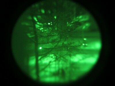 Russian  night vision monocular CYCLOP-1   ( used )