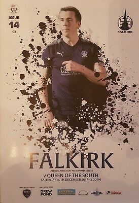 FALKIRK v QUEEN OF THE SOUTH (30.12.17) 2017/18
