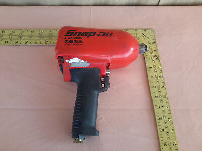 """Snap-on MG1250 Heavy Duty Impact Wrench 3/4"""" Drive Good Condition"""