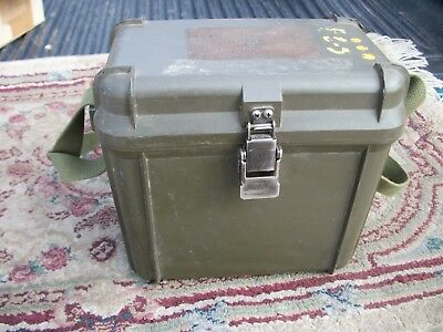 Military  Night Vision  Storage Case Box Only