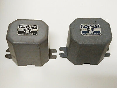 UTC Type S-15 Output Transformer for Tube Amps - 2 Pieces Available