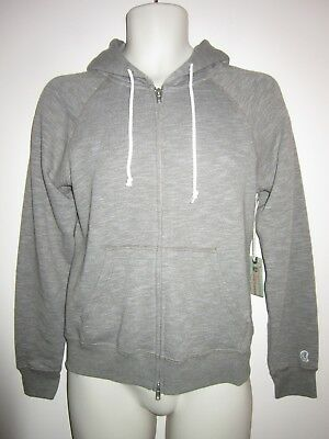 d8338c8cf82f CHAMPION + TODD SNYDER Hoodie Full Zip Heather Khaki Green Made in Canada  Sz M