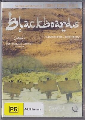 Blackboards (DVD) (2000) (NEW) (REGION 4)