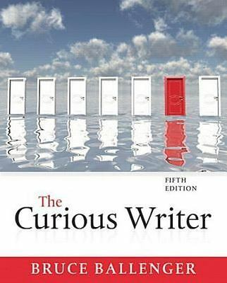The Curious Writer (5th Edition), Ballenger, Bruce, Good Book