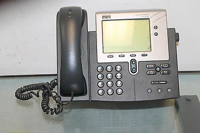 Cisco CP-7940G 7940 SIP VoIP IP Telephone Phone PoE - Quality