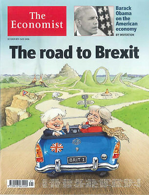 The Economist Magazine, October 14/2016: The road to Brexit