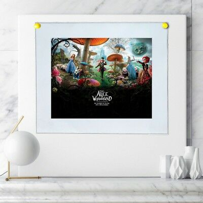 alice in wonderland Painting Home Decor HD Canvas Print Wall Art Picture 103035