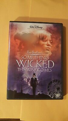 Something Wicked This Way Comes On Dvd In Very Good Conditions Rare Oop Disney
