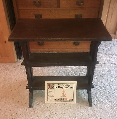 Roycrofter's Little Journeys Book Stand