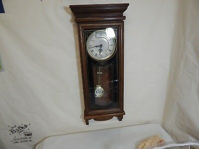 VERICHRON Quartz Wall Clock with Westminster Chime