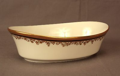 Lenox Eclipse China Oval Serving Bowl Excellent