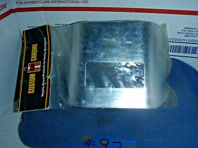 Harley Davidson  cci 12-299 73 and up except fxst and fxwg Tail Light Visor