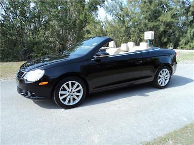 2009 Eos CARFAX CERTIFIED WORLDWIDE SHIPPING NO DEALER FEES 2009 Volkswagen Eos CARFAX CERTIFIED WORLDWIDE SHIPPING NO DEALER FEES