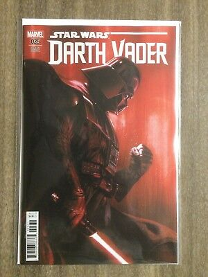 Star Wars Darth Vader #25 Gabriele Dell'Otto 1:25 Variant