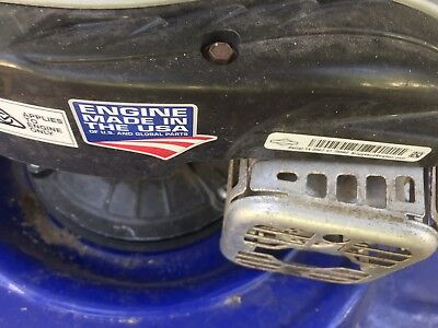 Vista lawn mower 4 stroke used and faulty