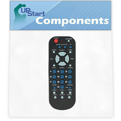 Replacement for RCA RCR503BZ Universal Remote Works with Alpha Digital