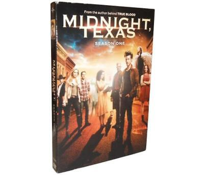 Midnight Texas Season One 2018 DVD Sealed TV Series US Seller Awesome Show