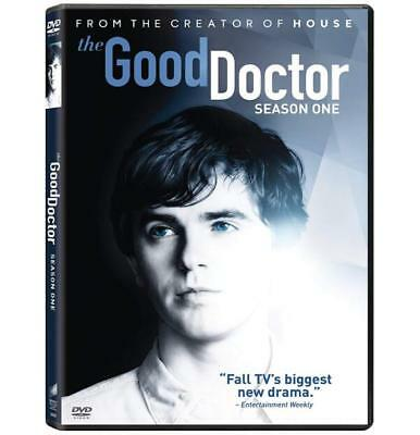 The Good Doctor Season One  DVD 2017 TV Series New Sealed US Seller AUTISM