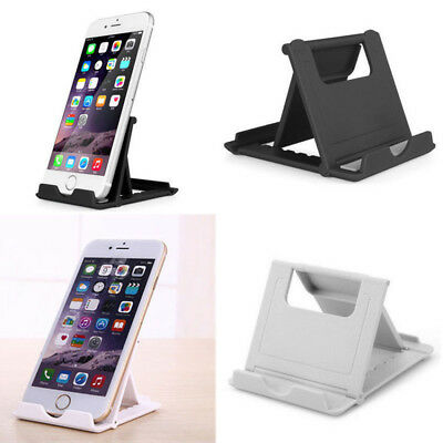 Portable Foldable Mobile Phone Laptop Stand Holder Adjustable Support Universal