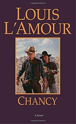 Chancy by L'Amour, Louis Paperback Book The Cheap Fast Free Post