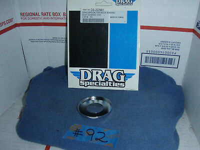 Drag Specialties DS-222961 Fork Stem Dust Cover one cover