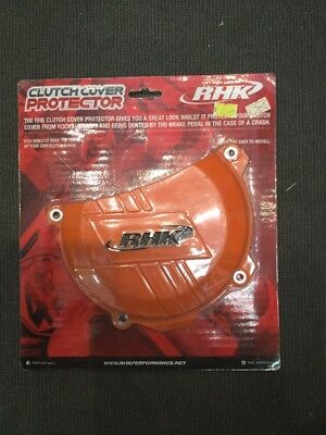KTM 250 SXF 250SXF SXF250 2013 2014 2015 Orange Clutch Cover Protector CCP-9