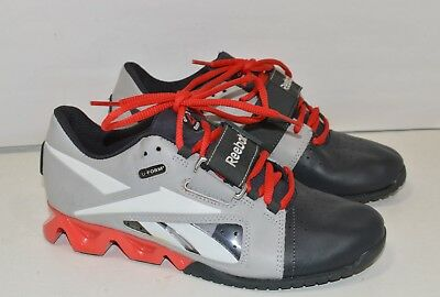 e48f0dafb7a9 WOMENS REEBOK CROSSFIT Lifter OLY U-Form Weight Lifting Shoes. Size ...